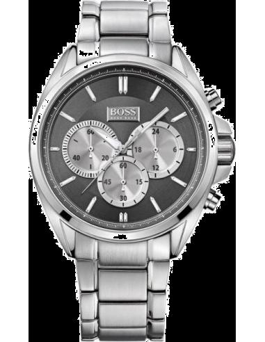 Chic Time | Montre Homme Hugo Boss Sport 1512883 Bracelet en acier inoxydable  | Prix : 339,15€