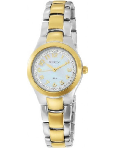 Chic Time | Montre Femme Armitron 753816MPTT NOW Swarovski Crystal  | Prix : 96,90 €