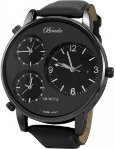 Chic Time | Montre Homme Breda 1627-black Mitchell  | Prix : 55,92 €