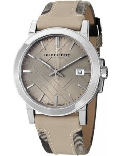 Chic Time | Montre Homme Burberry BU9021 Large check  | Prix : 542,50 €