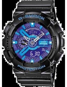 Chic Time | Montre Homme Casio G-Shock GA-110HC-1AER Noir  | Prix : 116,10€
