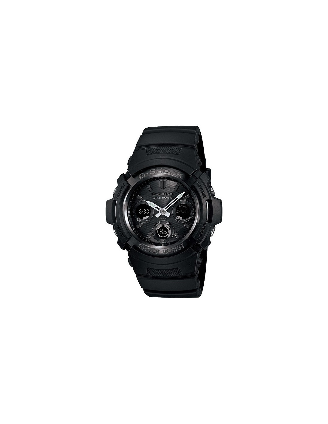 Montre Homme Casio G Shock AWG M100B 1AER Noir à 119,00  3Kuyl