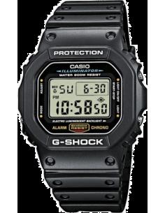 Chic Time | Montre Homme Casio G-Shock DW-5600E-1VER Noir  | Prix : 129,00€