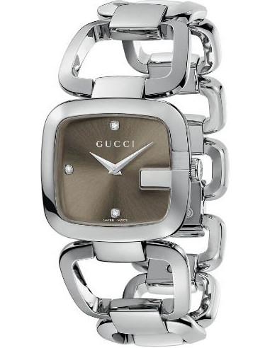 Chic Time | Montre Gucci Femme G-Gucci YA125401 boîtier 35mm  | Prix : 685,00€