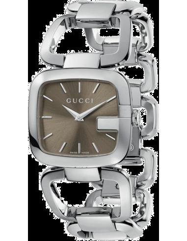 Chic Time   Montre Femme Gucci G-Gucci YA125402    Prix : 829,90€