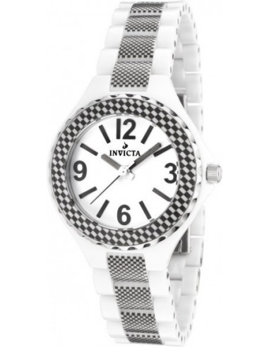Chic Time | Montre Femme Invicta 1158 Ceramics Collection  | Prix : 180,90 €