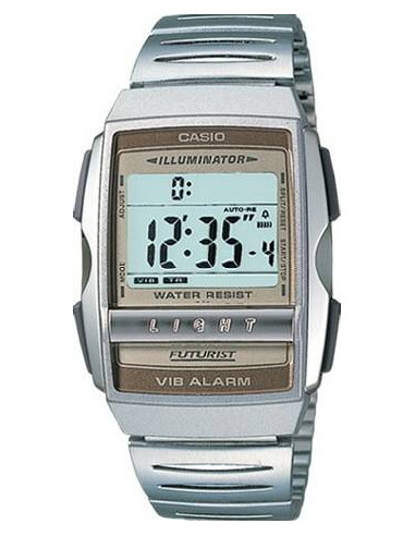 Chic Time   Casio A220W-1QD Unisex watch    Buy at best price