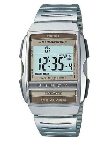 Chic Time | Montre Casio Futurist A220W-1QD Alarme vibrante  | Prix : 57,90€