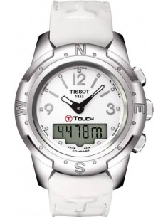 Chic Time | Montre Femme Tissot T0472204601600 T-Touch II  | Prix : 479,00 €