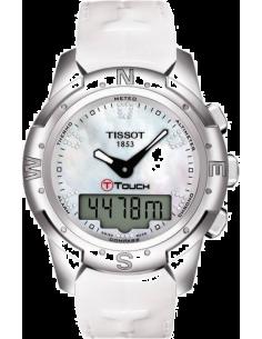 Chic Time | Montre Femme Tissot T-Touch II T0472204611600  | Prix : 756,00€