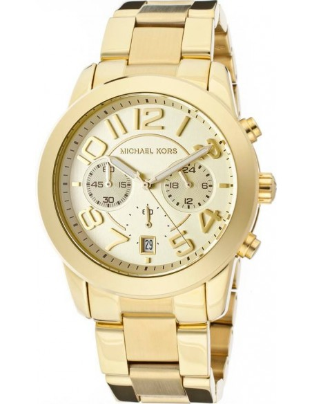 Chic Time | Montre Femme Michael Kors Mercer MK5726 Or  | Prix : 124,50 €
