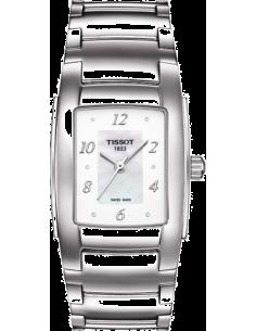 Chic Time | Montre Femme Tissot T10 T0733101111600 Bracelet acier argenté  | Prix : 399,60€