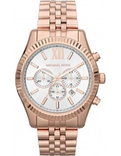 Chic Time | Montre Femme Michael Kors MK8313 Or Rose  | Prix : 254,15 €