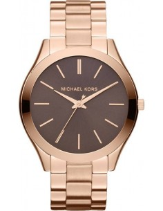 Chic Time | Montre Femme Michael Kors Runway MK3181 Or Rose  | Prix : 159,20 €