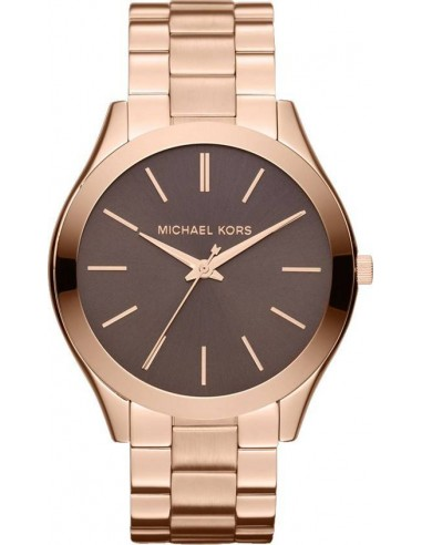 Chic Time | Montre Femme Michael Kors Runway MK3181 Or Rose  | Prix : 220,15€