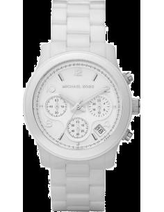 Chic Time | Montre Femme Michael Kors Dylan MK5161 Céramique blanche  | Prix : 296,65€