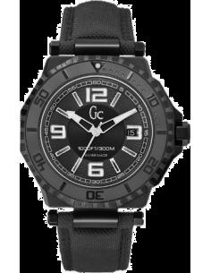 Chic Time | Montre Homme GC Guess Collection Sport Chic GC-3 X79011G2S Bracelet et boîtier noirs  | Prix : 464,25€