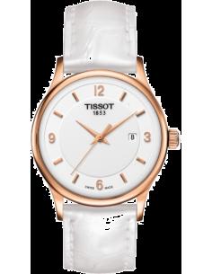 Chic Time | Montre Femme Tissot T-Gold Rose Dream T9142104601700 Boîtier en or et acier  | Prix : 1,171.20