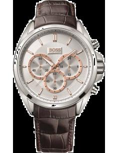 Chic Time | Montre Homme Hugo Boss Sport 1512881 Bracelet en cuir brun  | Prix : 330,65€