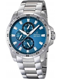 Chic Time | Montre Homme Festina Sport F16662/2 Day/Date  | Prix : 139,00 €