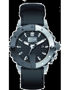 Chic Time | Montre Homme Jean Paul Gaultier 8500101 Noir  | Prix : 119,40€