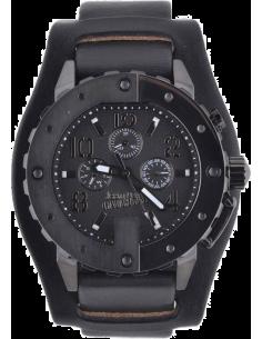 Chic Time   Montre Homme Jean Paul Gaultier 8500201 Bracelet de force noir    Prix : 77,70€