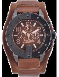 Chic Time | Montre Homme Jean Paul Gaultier 8500203 Marron  | Prix : 64,75€