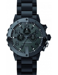 Chic Time   Montre Homme Jean Paul Gaultier 8500207 Noir    Prix : 74,75€