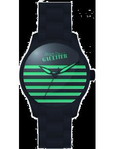 Chic Time | Montre Mixte Jean Paul Gaultier 8501103 Noir  | Prix : 39,60€