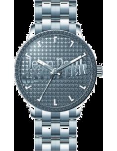 Chic Time   Montre Mixte Jean Paul Gaultier 8501601 Argent    Prix : 249,00€
