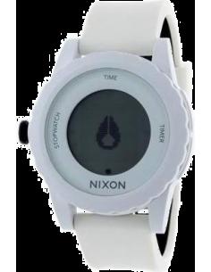 Chic Time | Montre Femme Nixon Genie A326100-00 Blanche  | Prix : 119,90€