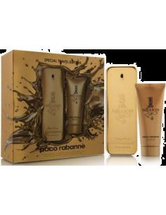 Chic Time | Parfum homme 1 Million de Paco Rabanne 100 ml coffret voyage avec gel douche  | Prix : 129,90€