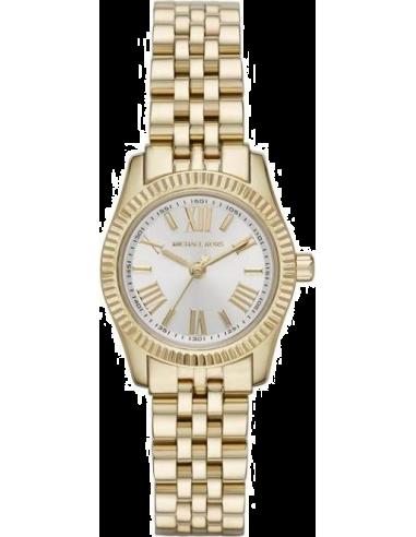 Chic Time | Montre Femme Michael Kors Lexington MK3229 Bracelet en acier doré  | Prix : 137,40€