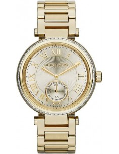 Chic Time | Montre Femme Michael Kors Skylar MK5867 Bracelet en acier doré  | Prix : 179,40€