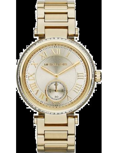 Chic Time | Montre Femme Michael Kors Skylar MK5867 Bracelet en acier doré  | Prix : 254,15€