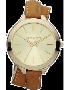 Chic Time | Montre Femme Michael Kors Runway MK2256 Marron  | Prix : 152,15€