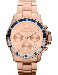 Chic Time | Montre Femme Michael Kors Everest MK5755 Or Rose  | Prix : 254,15 €
