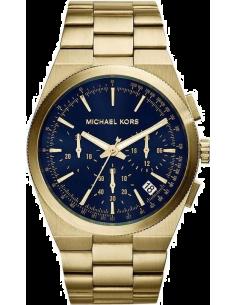 Chic Time | Montre Homme Michael Kors Channing MK8338 Bracelet en acier doré  | Prix : 249,00€