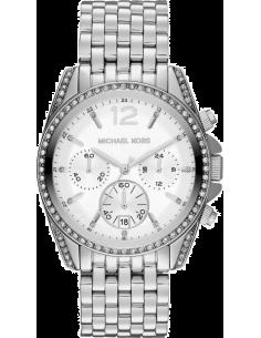Chic Time | Montre Femme Michael Kors Pressley MK5834 Bracelet acier à petits maillons  | Prix : 159,99€
