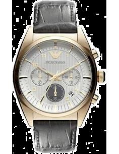 Chic Time | Montre Homme Armani Classic AR0372 Gris  | Prix : 299,00€