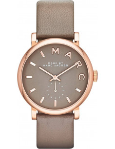 Chic Time | Montre Femme Marc by Marc Jacobs MBM1266 Marron  | Prix : 143,20 €