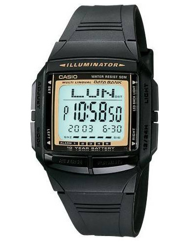 Chic Time | Casio DB-36-9AVDF men's watch  | Buy at best price