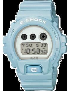 Chic Time | Montre Homme Casio G-Shock DW-6900SG-2ER Bleu  | Prix : 89,90€