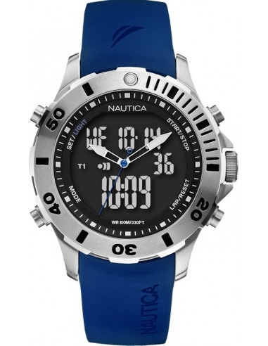 Chic Time   Nautica A18666G men's watch    Buy at best price