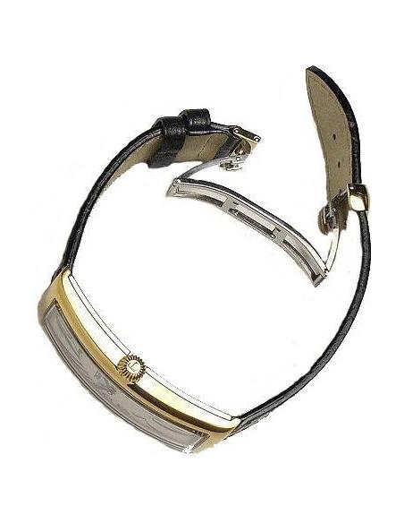 Chic Time | Montre Homme Tissot Heritage Prince I T56562232 Bracelet en cuir noir  | Prix : 390,00€