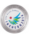 Chic Time | Montre Homme Tissot PR 100 Automatic Asian Games 2014 T0494071106700 à Cadran anthracite  | Prix : 441,60€