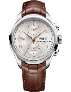 Chic Time | Baume et Mercier M0A10129 men's watch  | Buy at best price