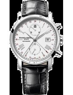 Chic Time | Montre Homme Baume & Mercier Classima Executives XL 8851 Cadran multifonction  | Prix : 1,875.50