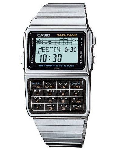 Chic Time   Casio DBC-610A-1AZD men's watch    Buy at best price
