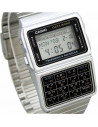 Chic Time | Montre Homme Casio Data Bank DBC-610A-1AZD Argent  | Prix : 89,10 €